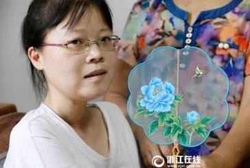 Картины этой китаянки растрогали всех жителей Китая