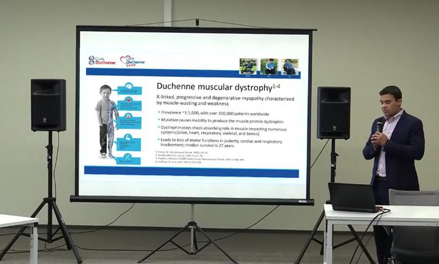 CureDuchenne: Миодистрофия Дюшенна - рекомендации для родителей