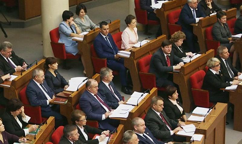 Белорусские депутаты на осенней сессии рассмотрят поправки в закон о пенсионном обеспечении
