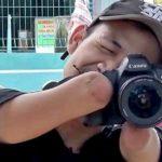 Следуй за своей мечтой, или Как без рук и ног стать профессиональным фотографом