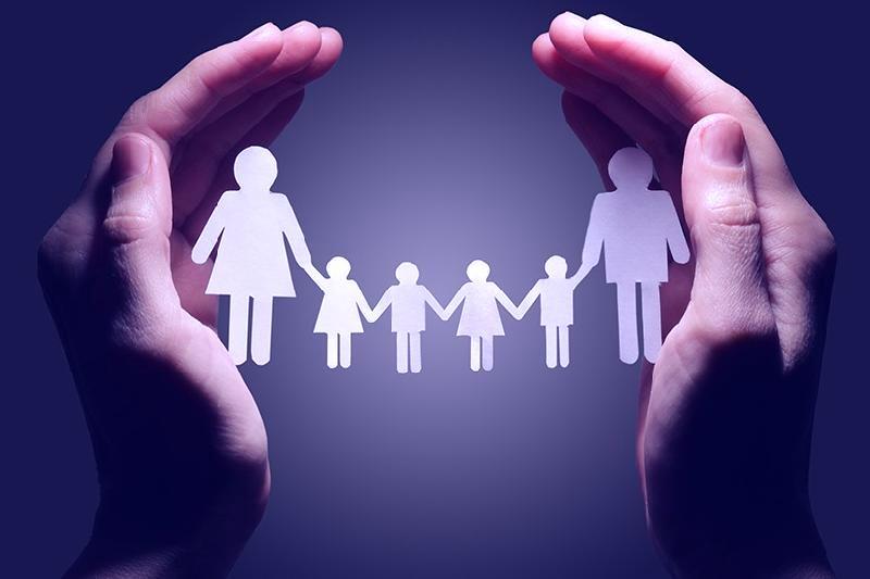 Онлайн-конференция: Государственная поддержка семей, воспитывающих детей.