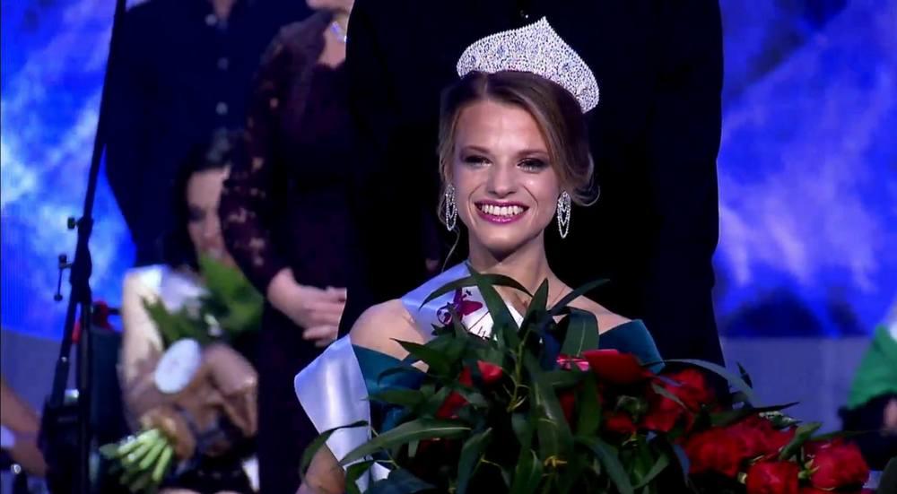 Белоруска Александра Чичикова победила в конкурсе
