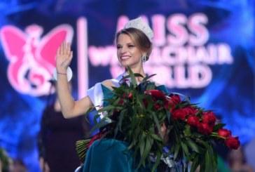 «В Минск я вернусь сильнее». Александра Чичикова – Мисс мира-2017 среди колясочниц