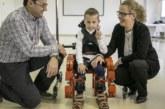Первый в мире переносной детский экзоскелет протестируют на детях со спинальной мышечной атрофией