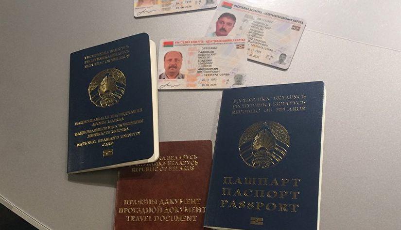 Выдавать белорусам ID-карты, заменяющие паспорт, начнут в 2019 году
