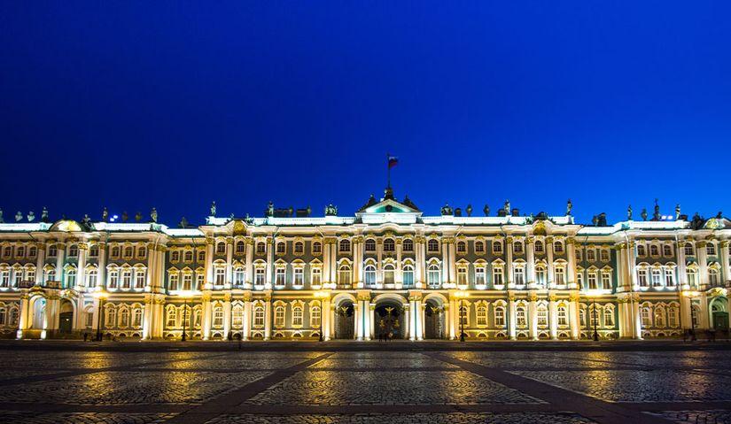 Граждане Беларуси, являющиеся инвалидами 1 или 2 группы, смогут посетить Эрмитаж бесплатно