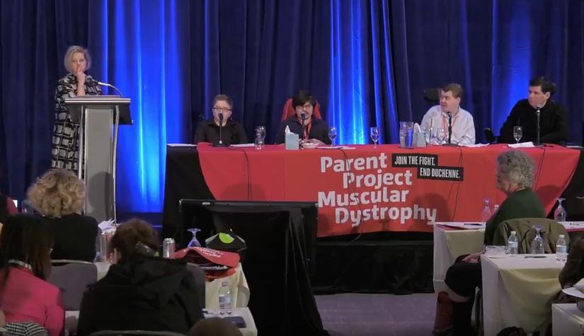 Ежегодная конференция Родительского проекта по борьбе с миодистрофией Дюшенна