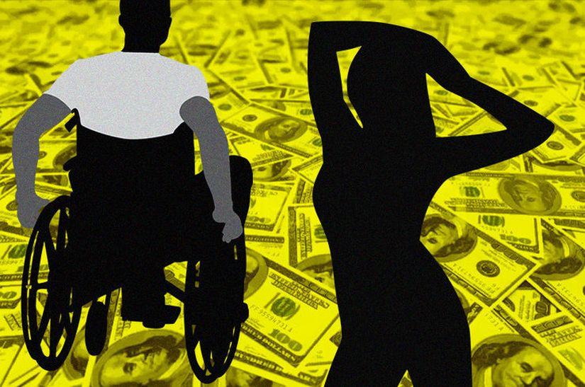 Без секса не умирают: почему заказывать проститутку инвалиду все равно аморально