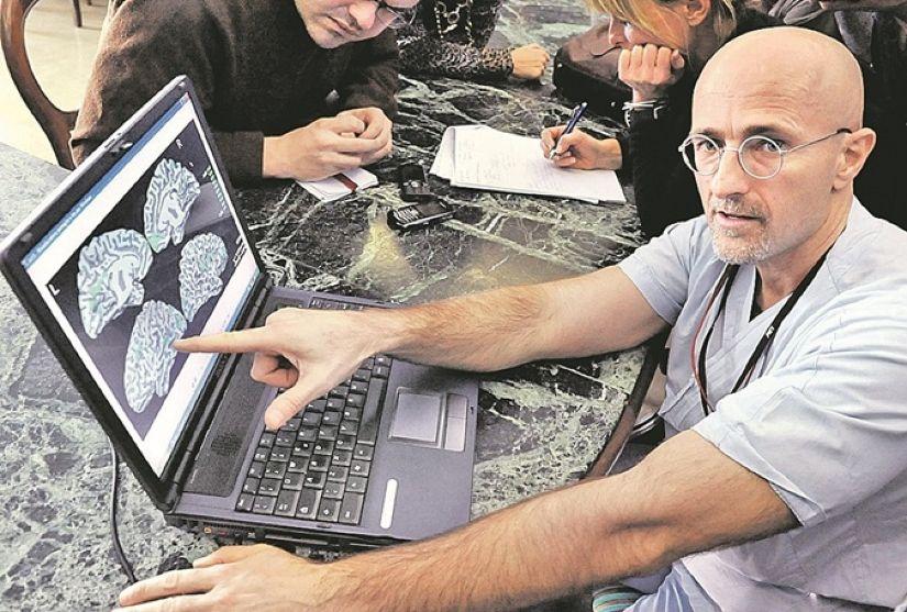 Серджо Канаверо так и не провел обещанной операции. Фото: Olycom/TASS