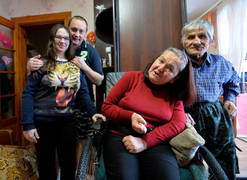 Самое большое богатство Татьяны Иосифовны – ее большая дружная семья