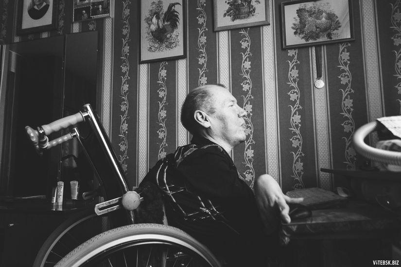 О любви, толерантности, болезни и жизни: монолог человека в инвалидном кресле