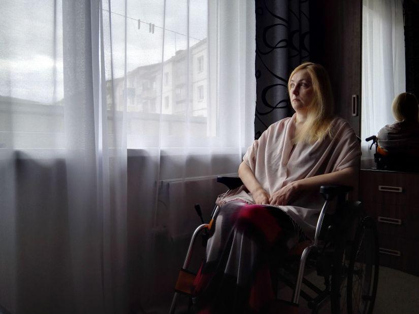 Улан-удэнка с миопатией нашла в себе силы не только отказаться от эвтаназии и начать новую жизнь в США