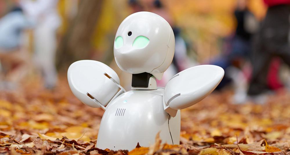 Робот помогает лежачим больным взаимодействовать с миром