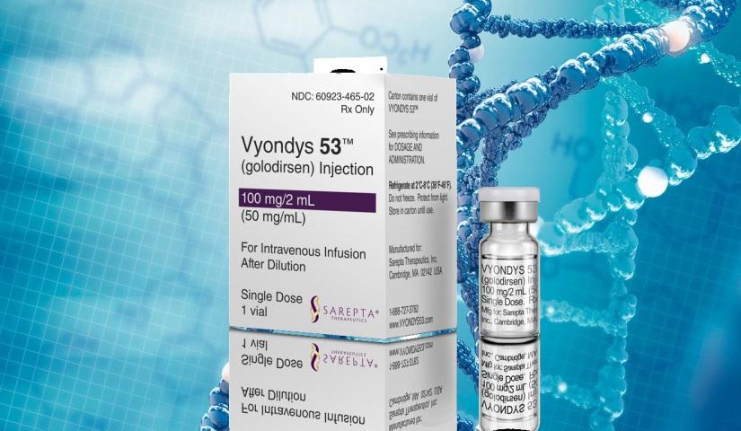 FDA предварительно одобрило таргетный препарат компании Sarepta для лечения МДД