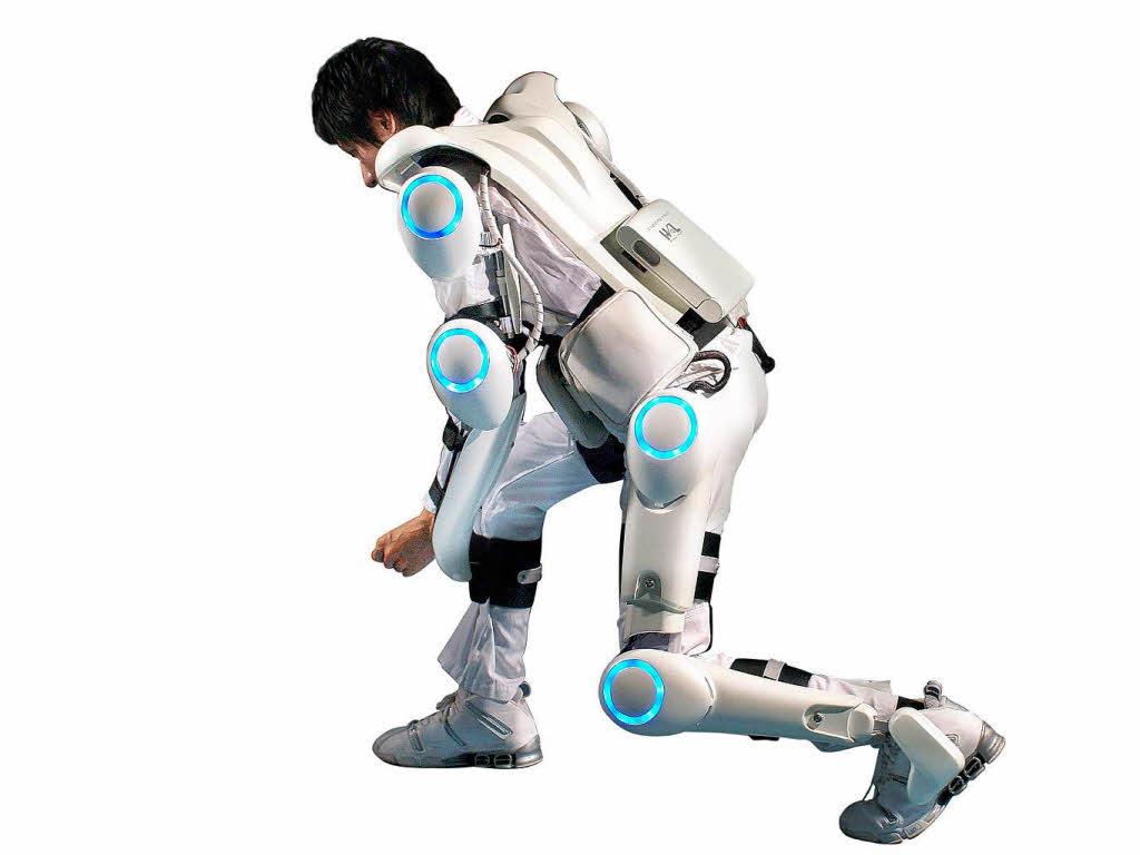 Киборги Cyberdyne появятся в Европе