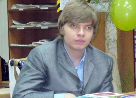 Женя Макаров