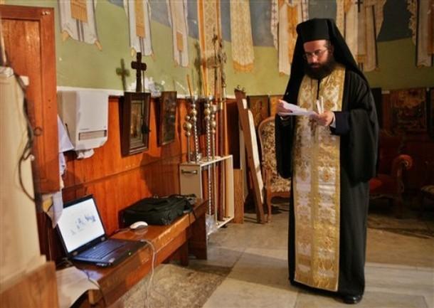 Церковь работает в сети
