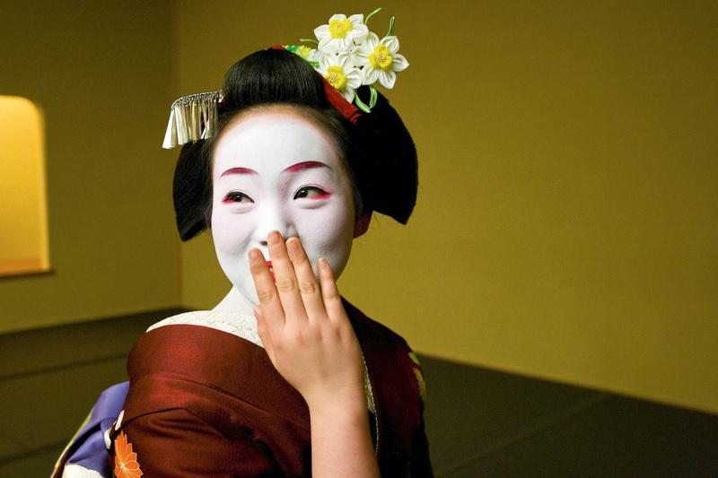 Смехотерапия по японски