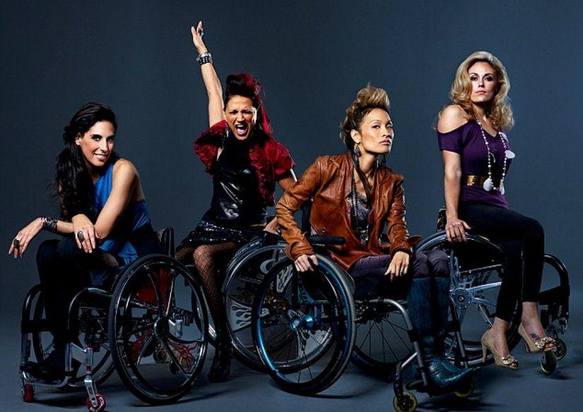 В Британии появится телешоу для инвалидов