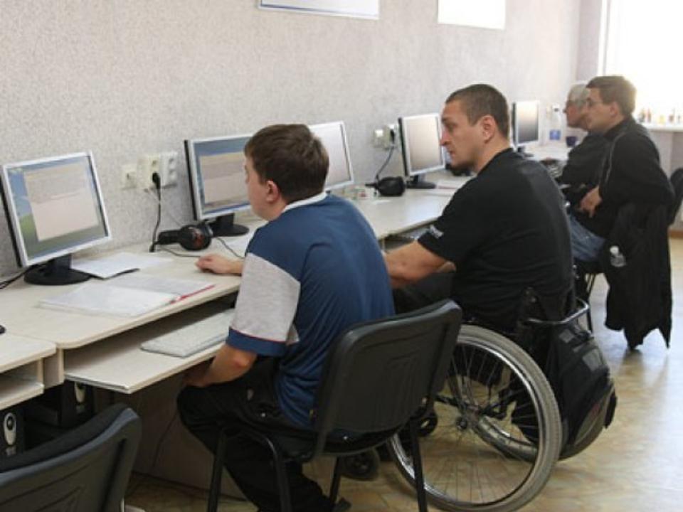 Из ста инвалидов получить высшее образование удается только двум