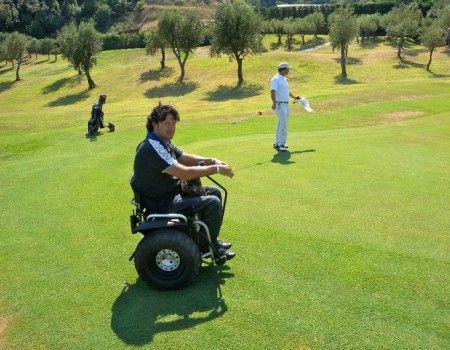 Genny Mobility: Segway для людей с инвалидностью