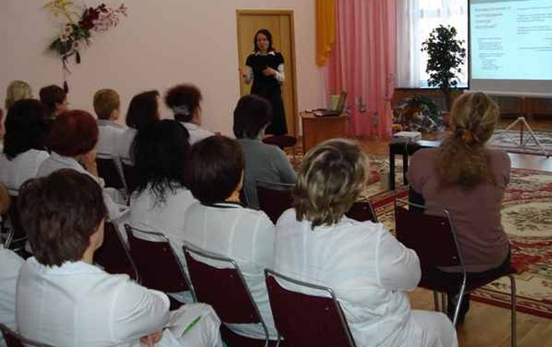Обучающий семинар в Гродно