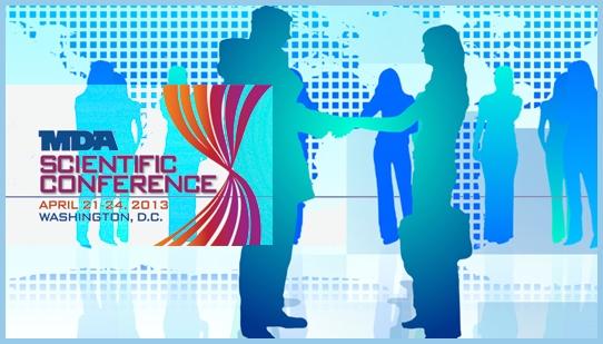 Научная конференция Ассоциации Мышечной Дистрофии, посвященная развитию терапевтических методов лечения.