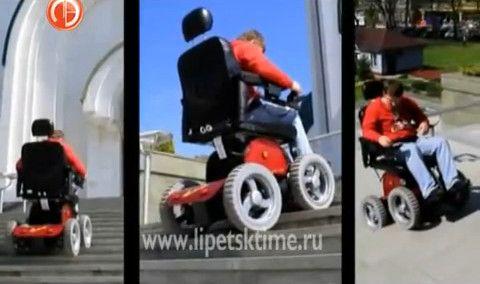 Уникальные инвалидные кресла и подъёмники