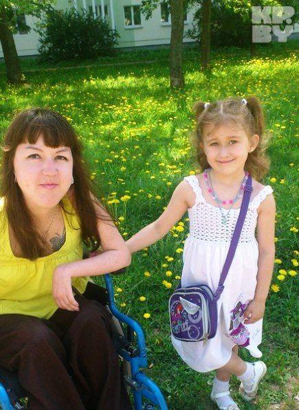 Дочь несмотря на угрозы от врачей, родилась здоровой. В следующем году Арине будет пять Фото: из личного архива Антонины Фатеевой.