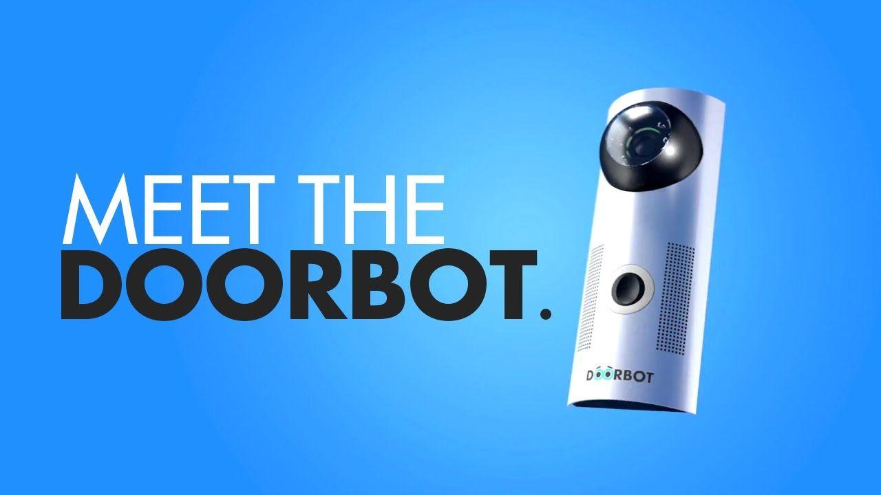 Doorbot: Умный домофон