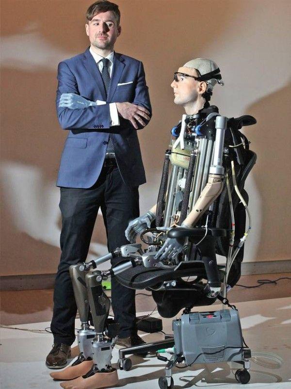 Экзоскелет Bionic Man — будущее в области протезирования?
