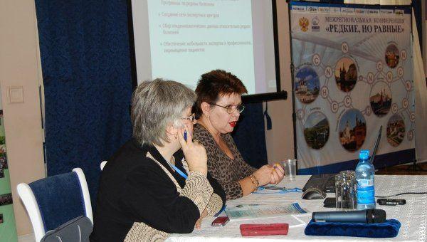 Конференция специалистов по редким заболеваниям пройдет в Калининграде