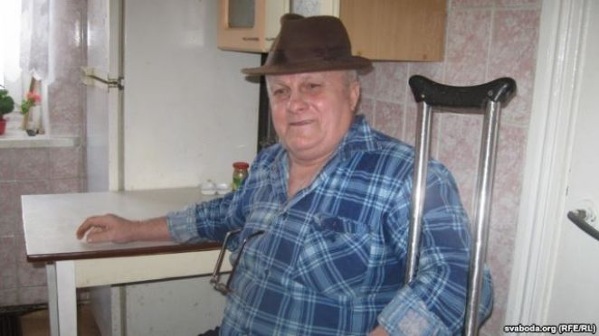 Пенсионер без ноги хочет стать депутатом, чтобы изменить жизнь вокруг