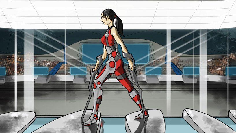 Cybathlon 2016 – аналог Олимпийских игр для спортсменов с киберпротезами