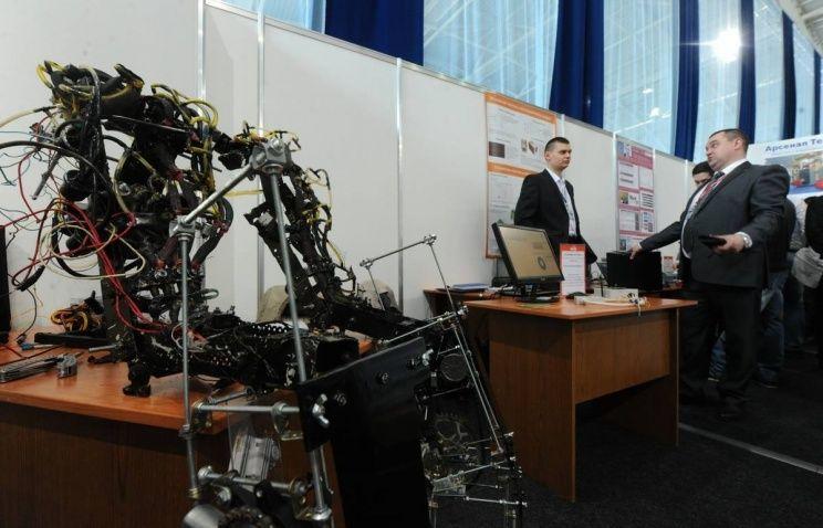 Российские ученые разработали экзоскелет