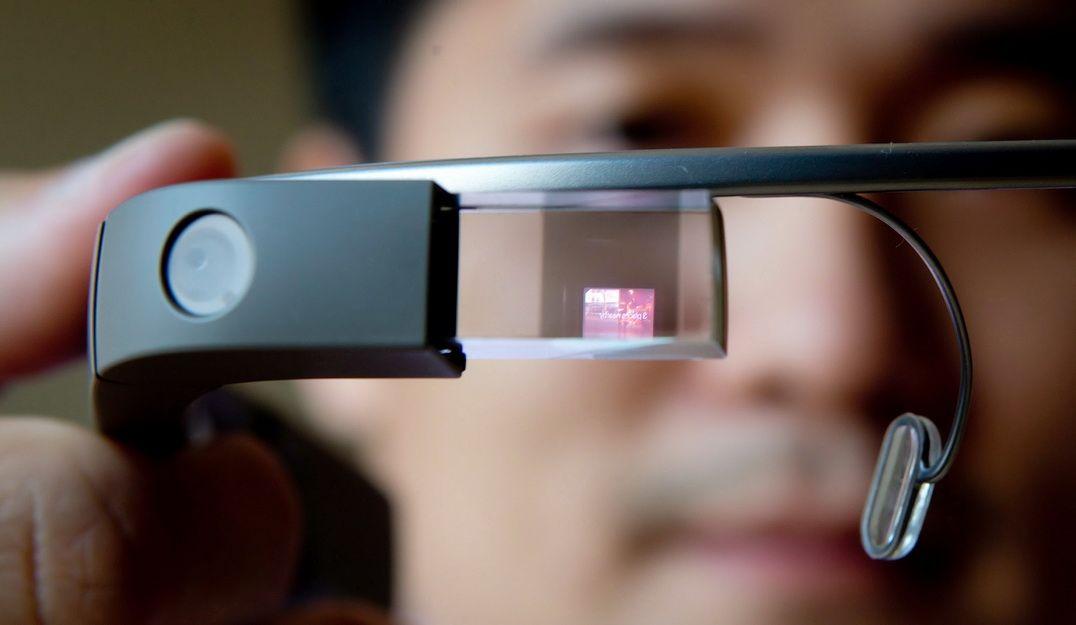 Очки без рецепта. Когда белорусы начнут носить Google Glass?