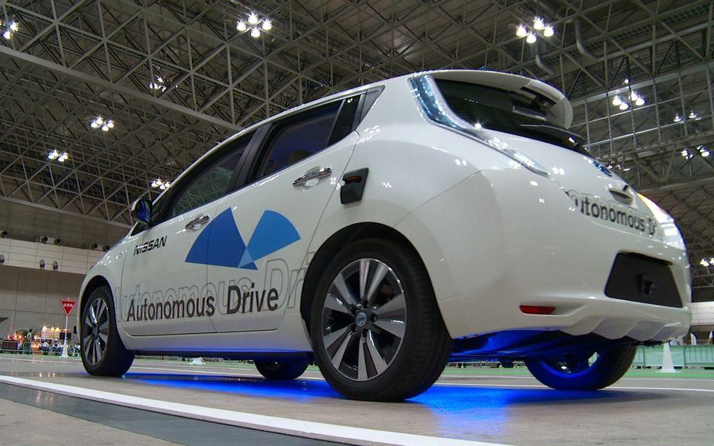 Без царя за рулем: 7 современных беспилотных автомобилей