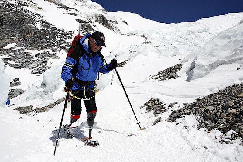 Сильные люди: Альпинисты и скалолазы с протезами