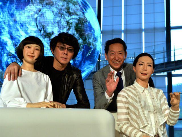 Японцы уверены, что роботы скоро станут неотъемлемой частью нашей жизни