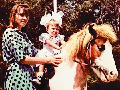 До прививки полиомиелита Юля была обычным ребенком