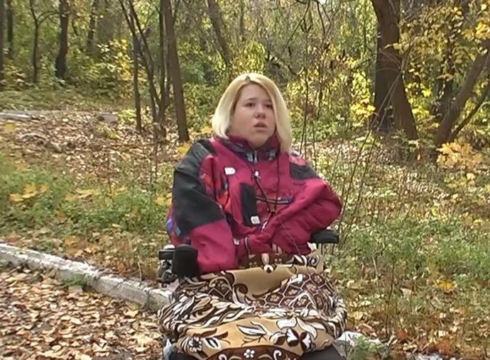 Наталья Николенко: Птица без крыльев