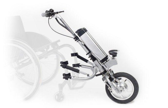 Firefly – тягач для инвалидного кресла