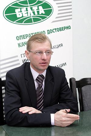 Директор Республиканского центра по оздоровлению и санаторно-курортному лечению населения Геннадий Болбатовский
