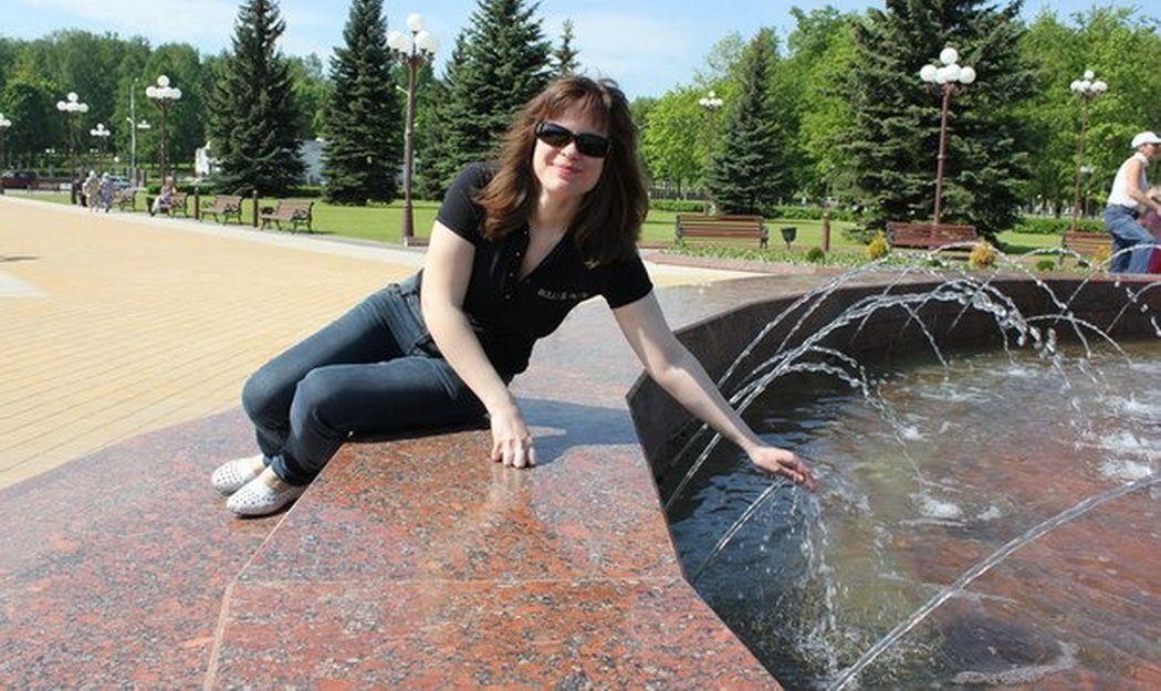 Патриция Курганова: Точно в цель