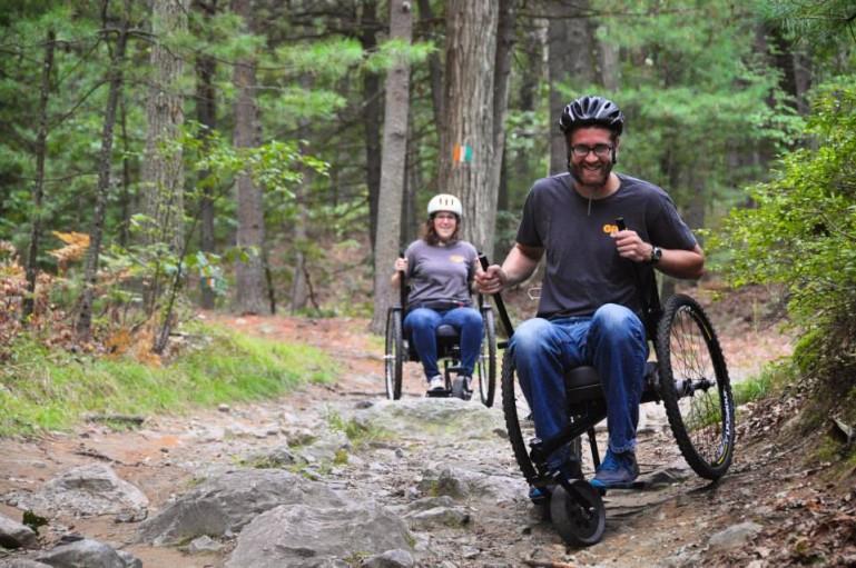 GRIT – уникальное кресло для людей с ограниченными возможностями