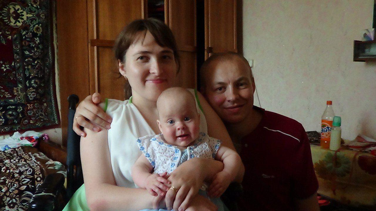Олеся Колесник: «Я понимала, что беременность – это риск для меня и ребенка»: счастье в инвалидном кресле