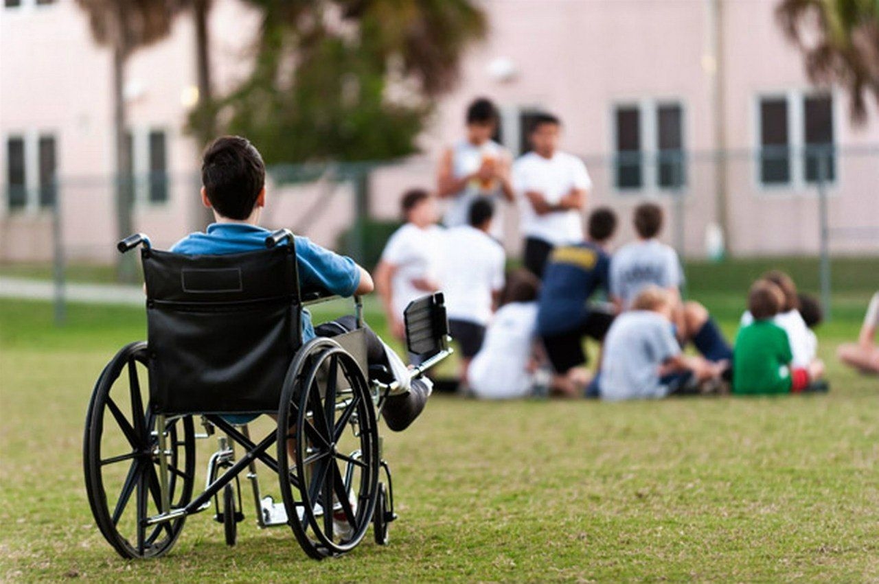 Социальные права семей, воспитывающих ребенка-инвалида