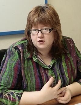 Снежана Митина, президент межрегиональной благотворительной организации «Хантер-синдром»
