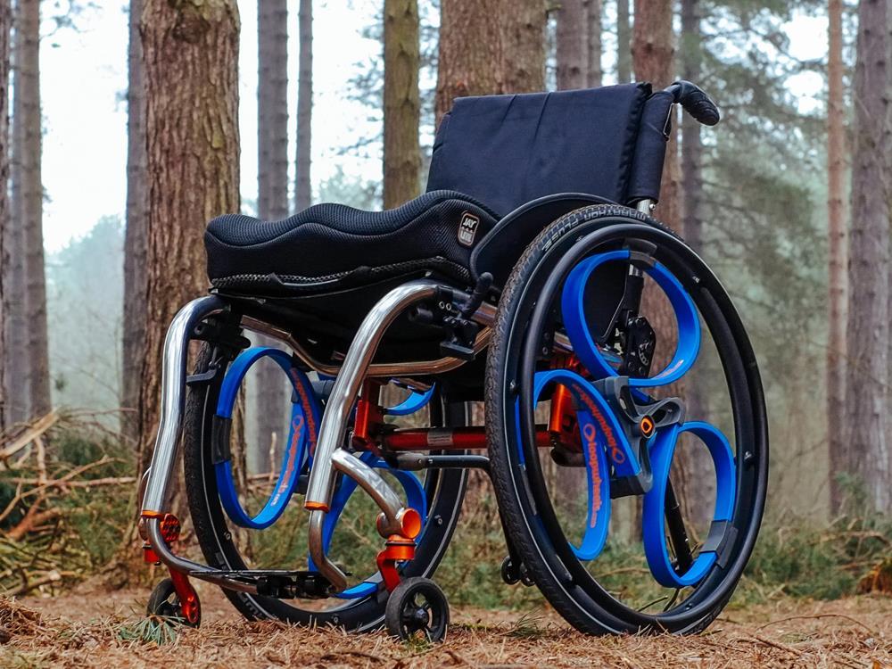Loopwheels: Умные амортизирующие колёса, с которыми ямы на дорогах становятся незаметными