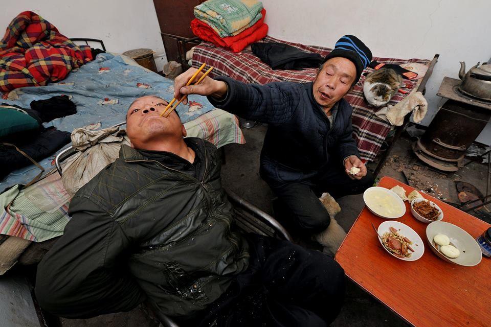 Китаец выполняет обещание уже 15 лет
